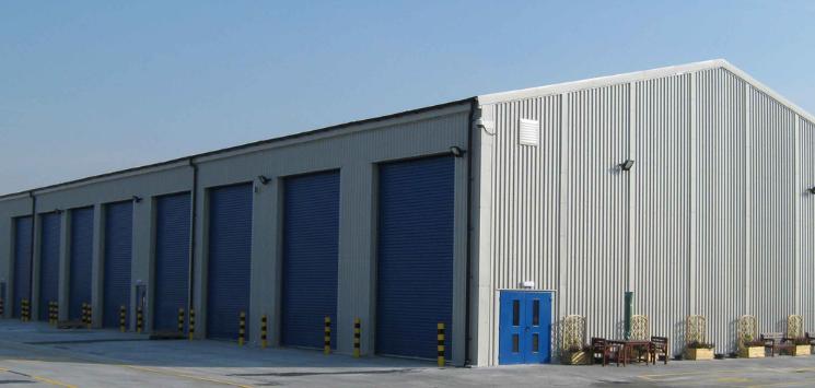 Industrial Buildings Sold – NH